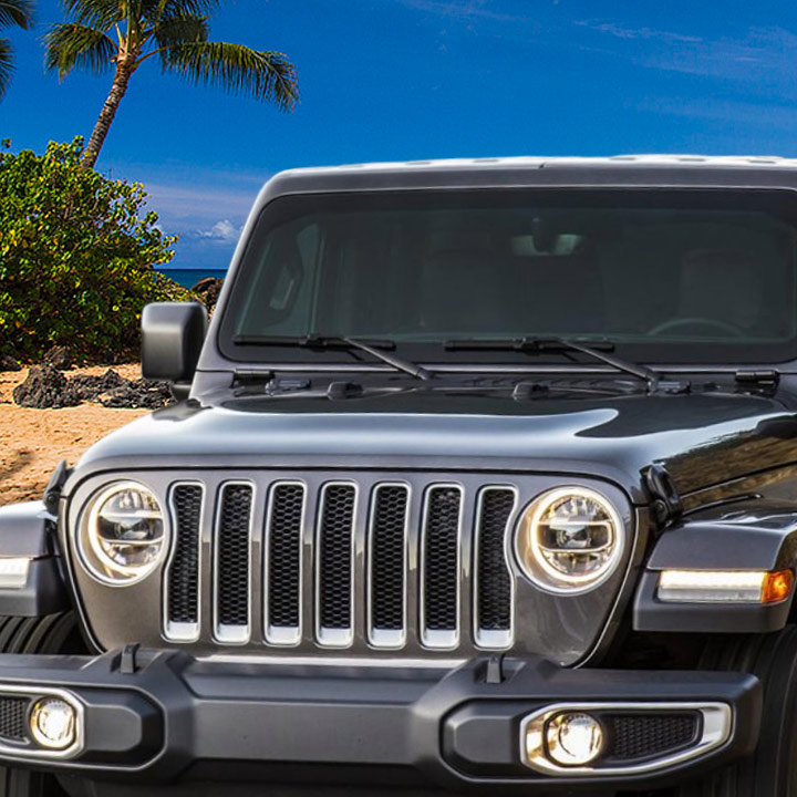 Hawaii Jeep Fleet